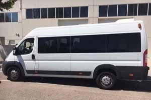Minibús 16 plazas