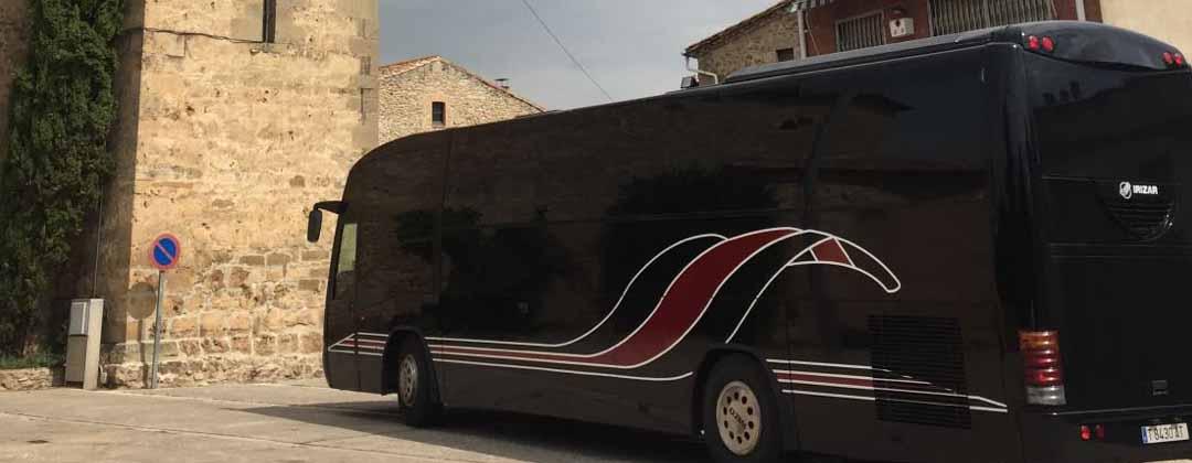 Autocar 55 plazas Minibus Barcelona