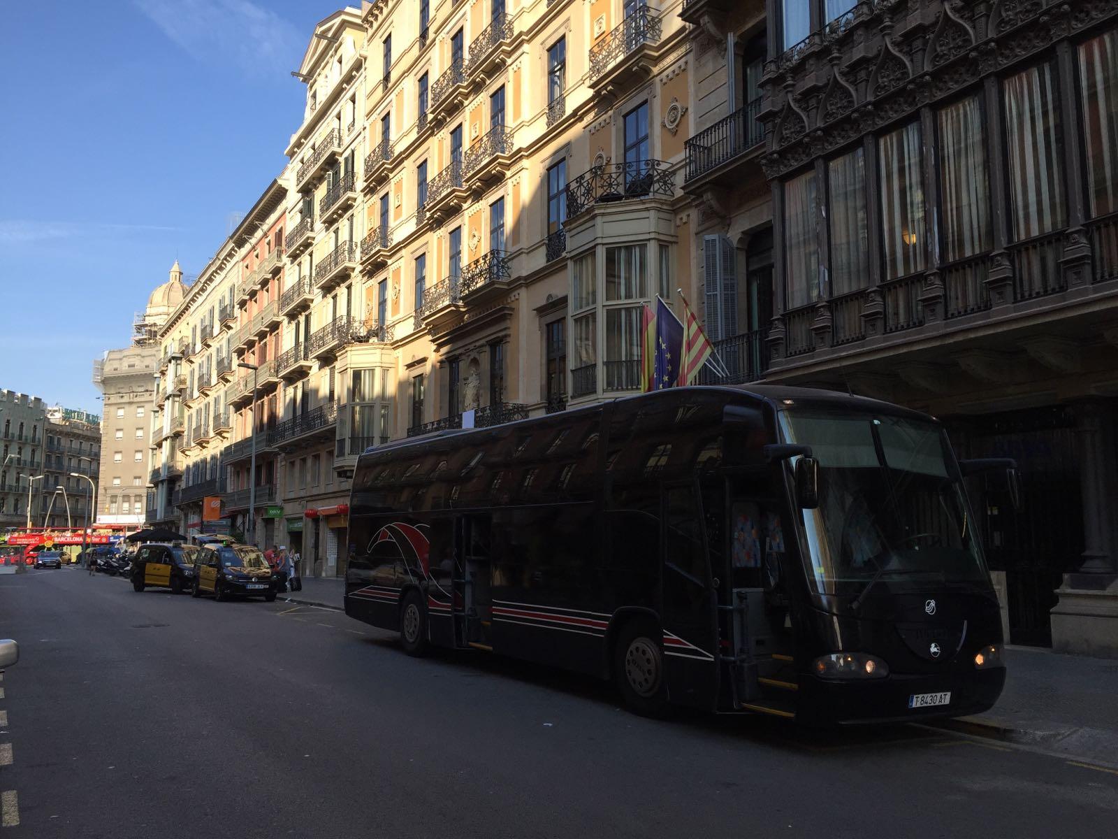 Bus 55 seats
