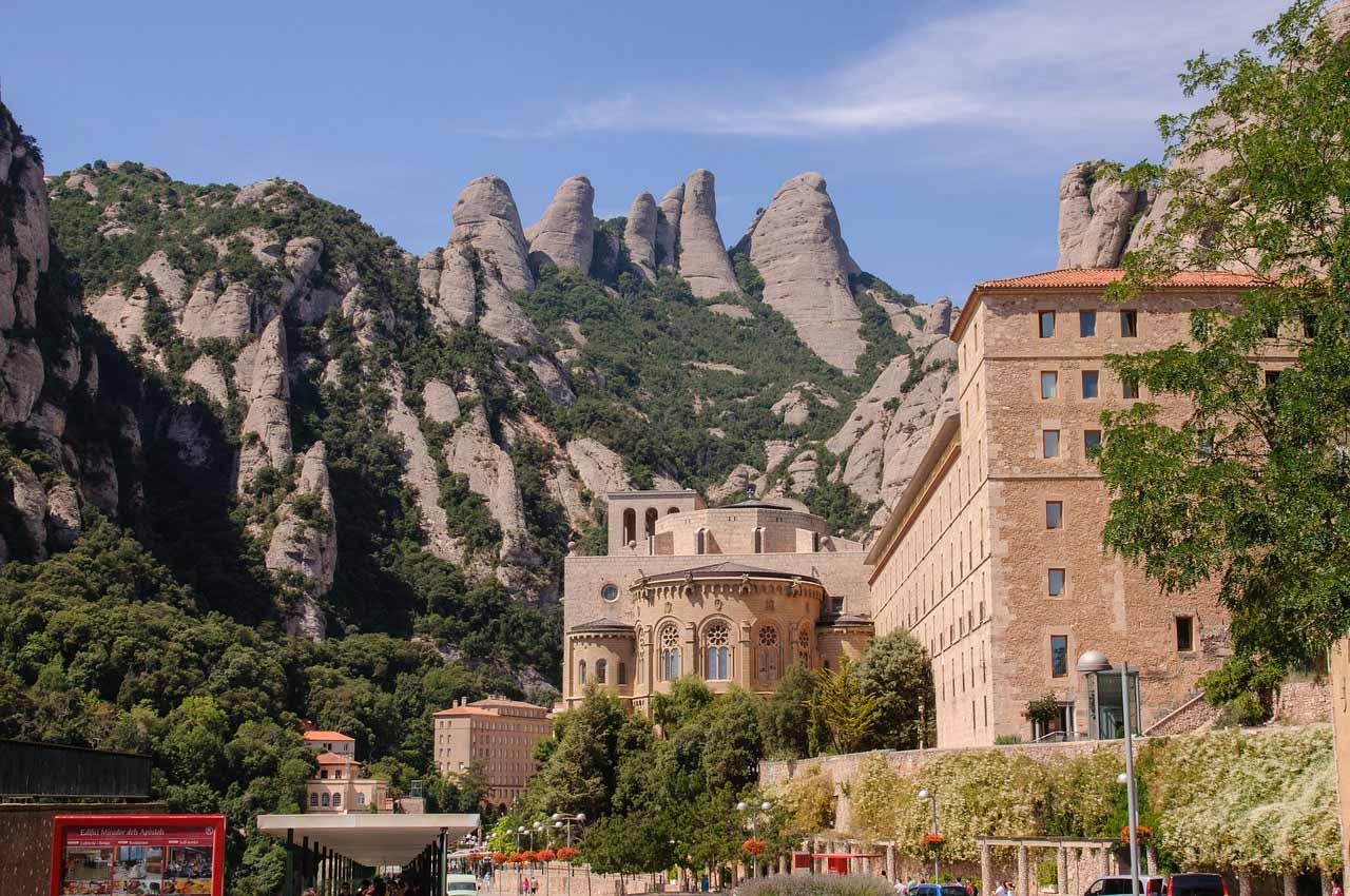 Minibús Barcelona Montserrat