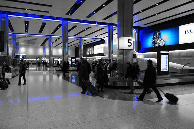 recogida en aeropuerto Barcelona