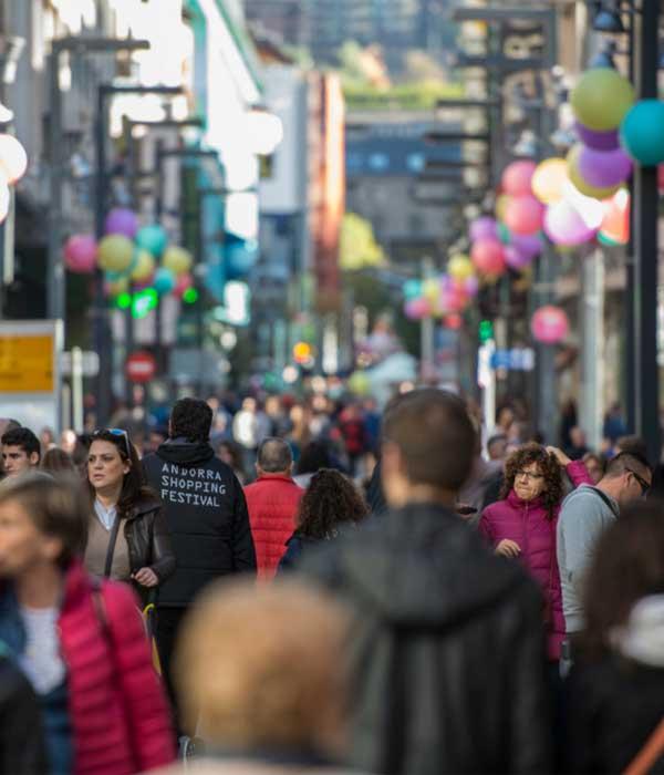 Andorra Shopping
