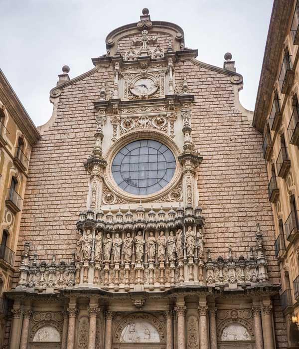 Bus Barcelona Montserrat monasterio