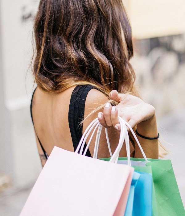 Shopping la roca village